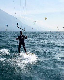 10 Lift kitesurf lago di garda